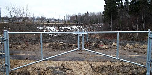 Barrière pour véhicule